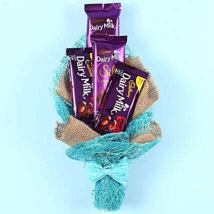 Special Cadbury Bouquet: Best Gifts to India