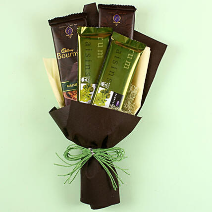 Special Temptations & Bournville Bouquet: Easter Gifts