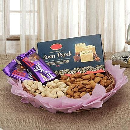Best Sweetness Deal: Sweets & Dry Fruits - Bhai Dooj