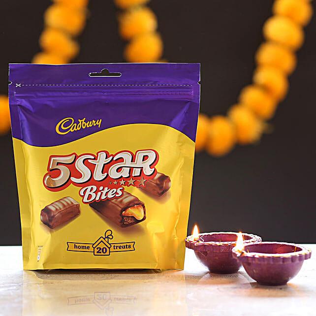 Cadbury 5 Star Pack & Diyas: