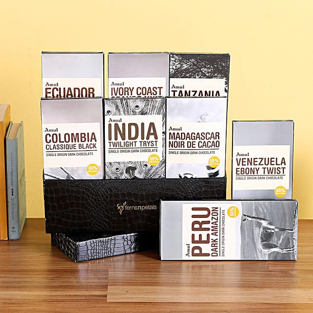 Box Of Amul World Chocolates: Chocolates Shopping India