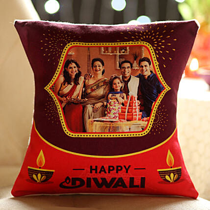 Personalised Diwali Wishes For Family: