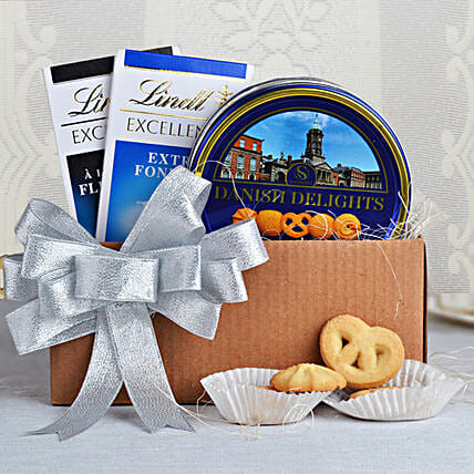 Cookies & Lindt Chocolates Special: