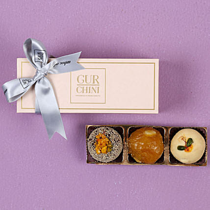 Turkish Fig & Aam Papad Box- 250 gms: Gifts for Pongal