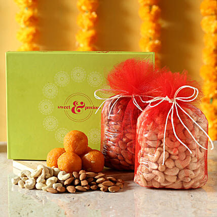 Irresistible Diwali Hamper: Diwali Dry Fruits