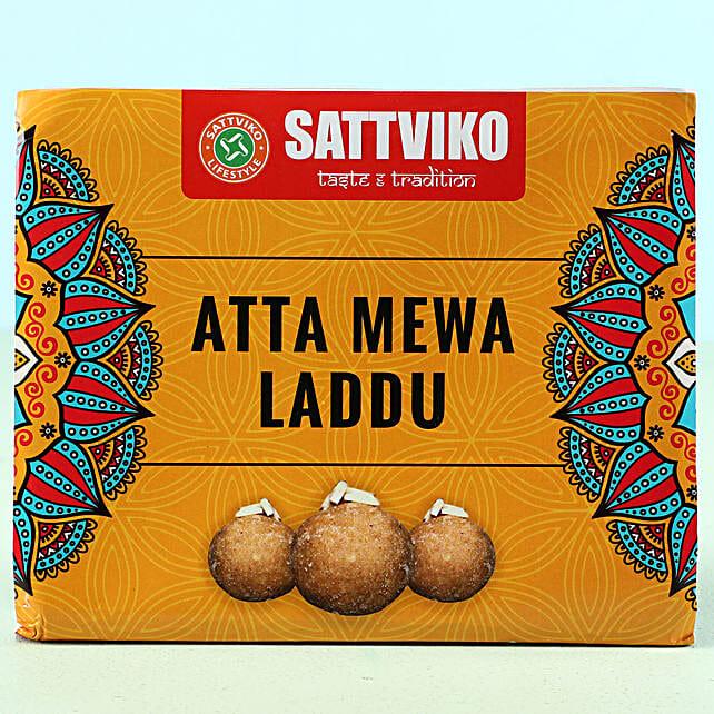 Atta Mewa Laddu Box: Gudi Padwa Gifts