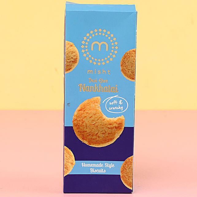 Misht Desi Nankhatai Cookies: Gudi Padwa Gifts