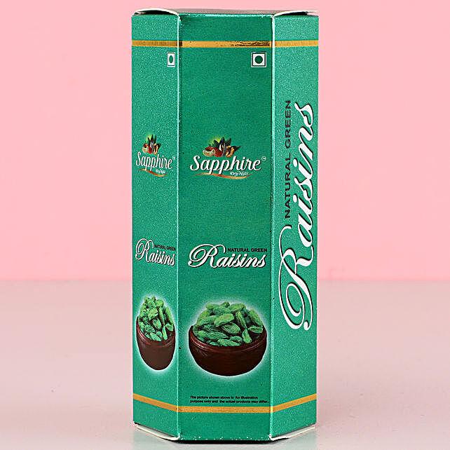 Roasted Raisins: Navratri Gifts