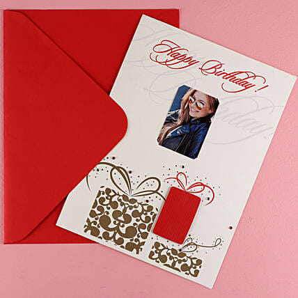 Big Gifts On Birthday Greeting Card: Gift Ideas