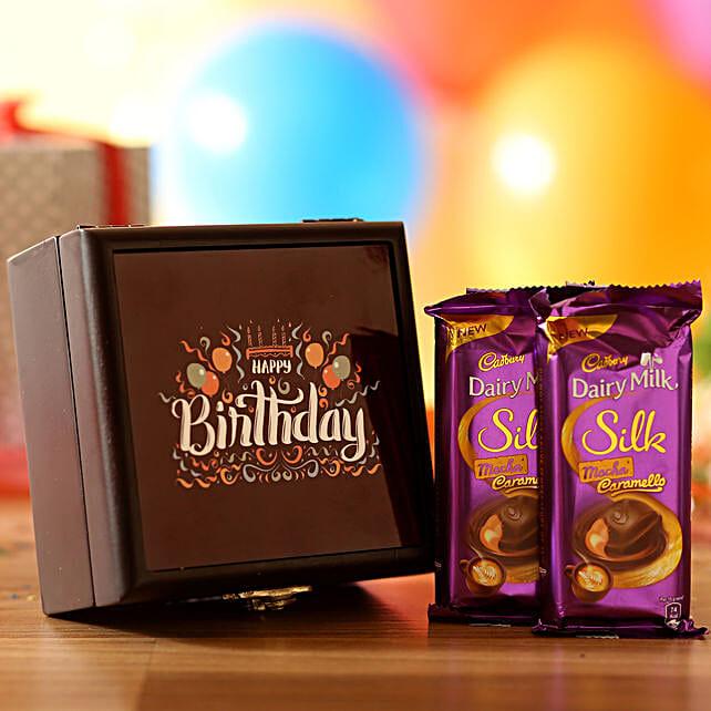 Birthday Wishes Box: