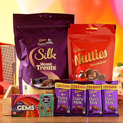 Cadbury Treat: Buy Secret Santa Gifts