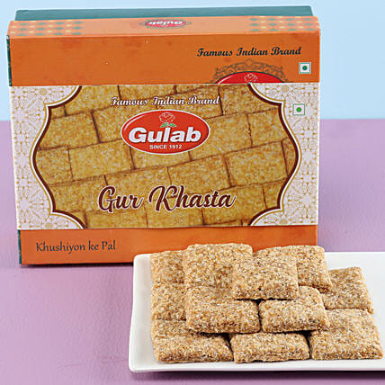 Gur Khasta Box: Send Gifts for Lohri
