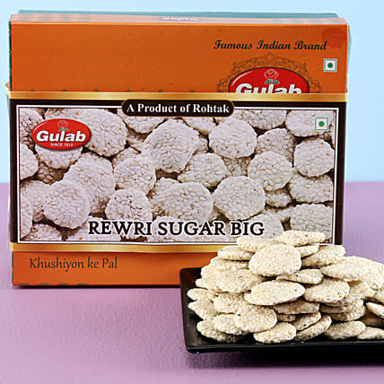 Sugar Rewri Box: Gifts for Lohri