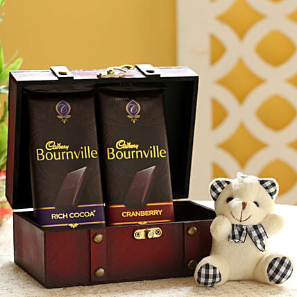 Bournville Box: Soft toys for Propose Day