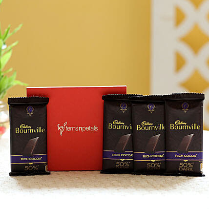 Bournville Rich Cocoa Box: Chocolate Gifts in India