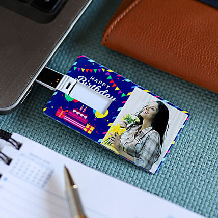 Personalised Pen Drive For Her: Personalised Gadgets