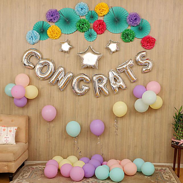 Celebrating Success: Decoration Services for Kids