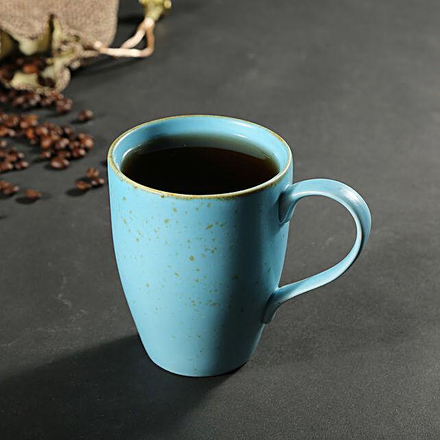 Dusted Matte Blue Coffee Mug: Buy Coffee Mugs