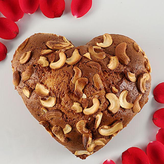 Vanilla Cashew Dry Cake- 500 gms: Cakes to Lawngtlai