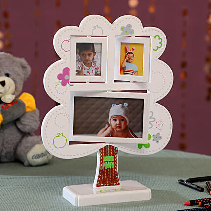 Personalised Tree Photo Frame: Personalised Photo Frames Gifts