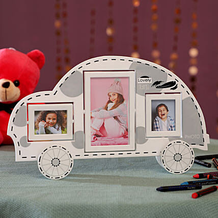 Personalised Car Photo Frame: Personalised Photo Frames