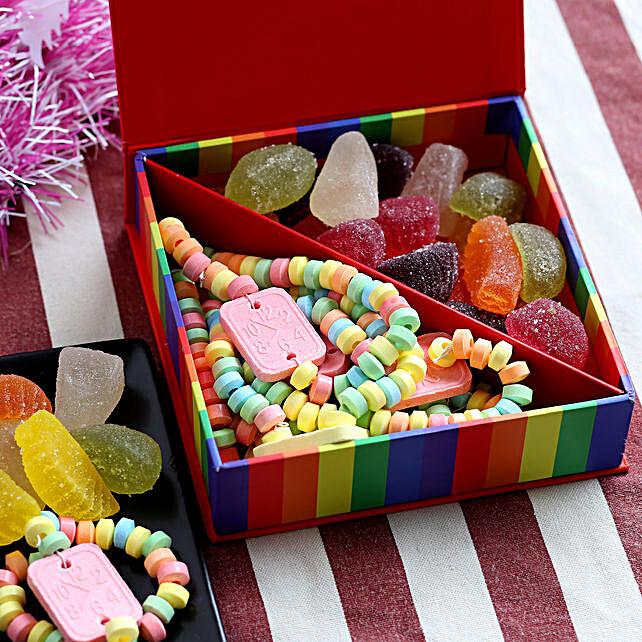 Fruit Jelly Candy Box- 200 gms: