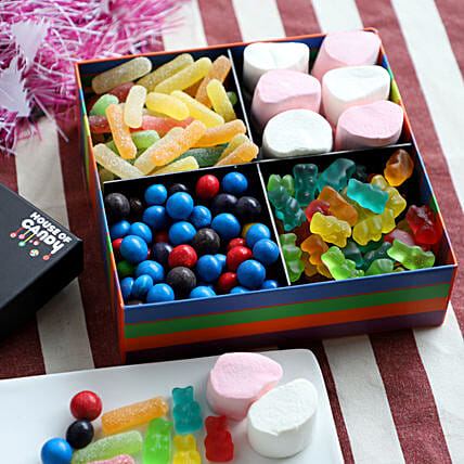 Sweet Candy Box- 400 gms: Candies