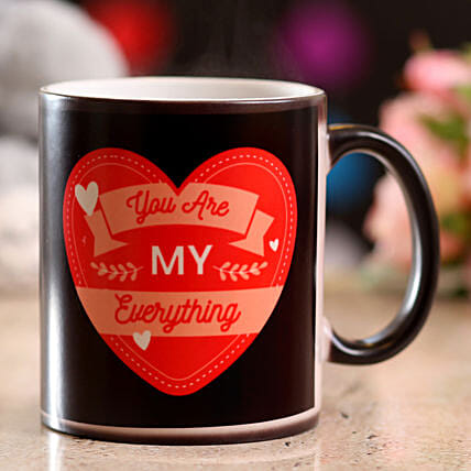 You Are My Everything Magic Mug: Coffee Mugs