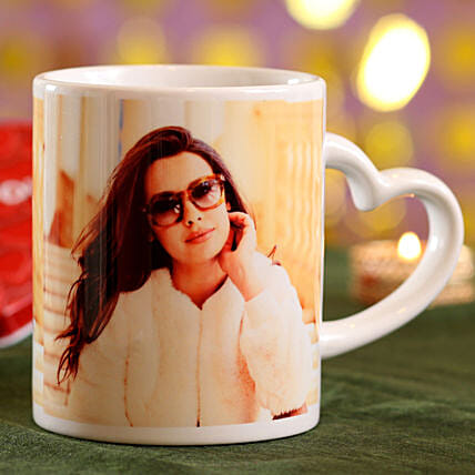 Personalised Lovable Mug: Valentine Personalised Mugs