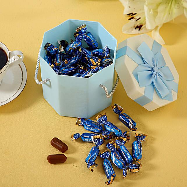 Box Of LuvIt Chocorich Eclairs: Send Luvit Chocolates