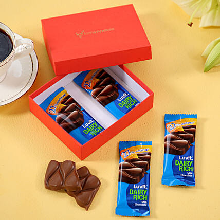 LuvIt Chocolaty Box: