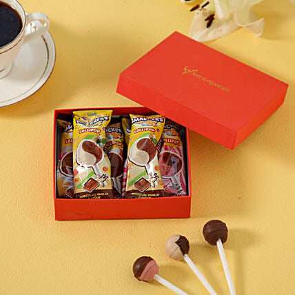 LuvIt Choc Smackers Box: Gifts Delivery In Dabhoi