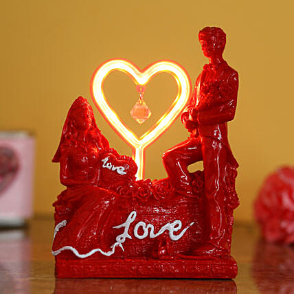 Couple Love Light Decor: Best Gifts to India