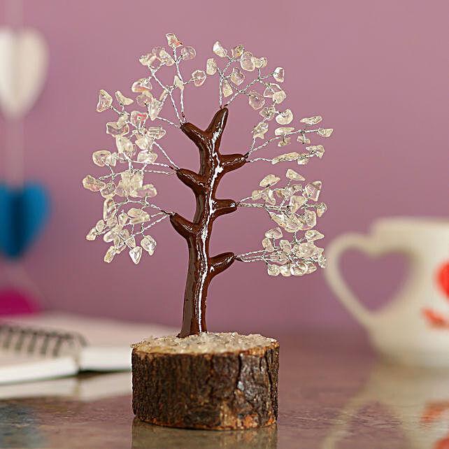 Crystal Quartz Wish Tree: Gift Ideas