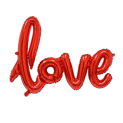 Inflatable Love Balloon: Balloons Decorations