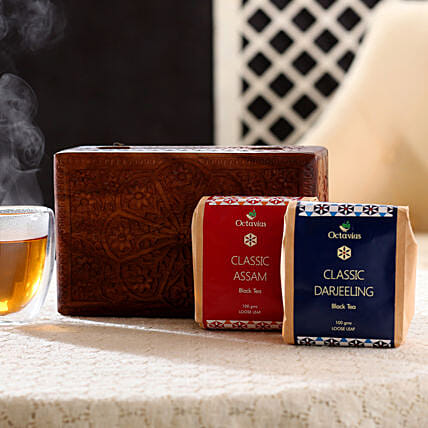 Assam & Darjeeling Tea Hamper: