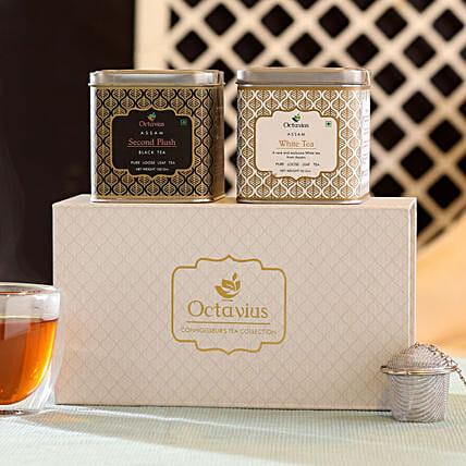 Premium Assam Tea Hamper: