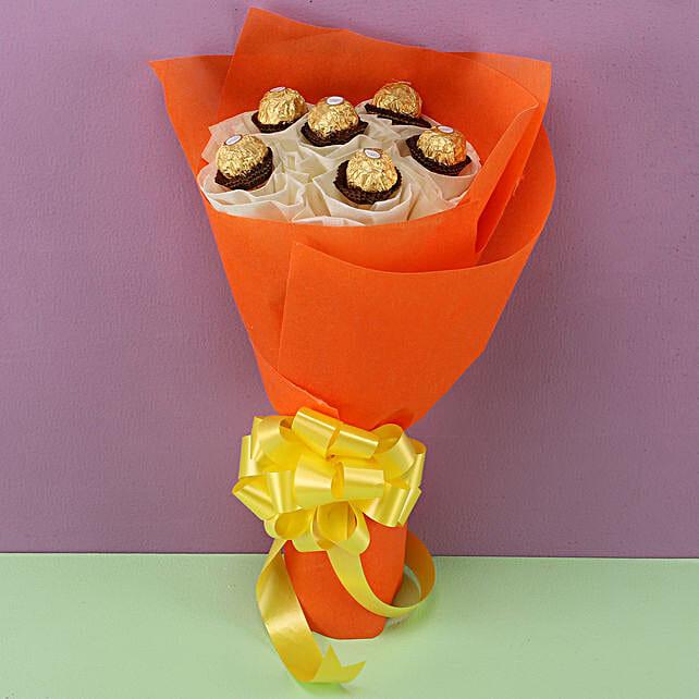 Ferrero Rocher Bouquet: Chocolates Shopping India