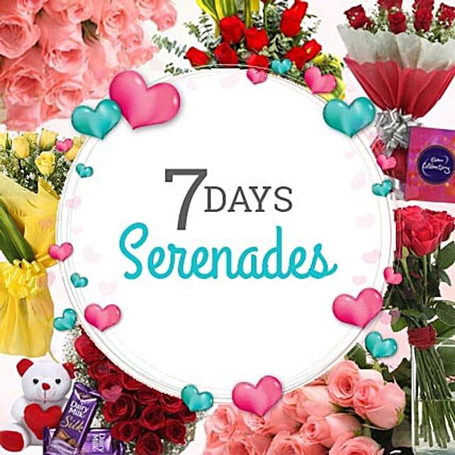 Valentine Saga: Serenades