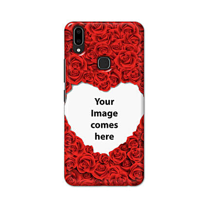 Vivo V9 Customised Hearty Mobile Case: