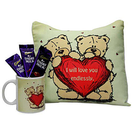 Warm and Cozy Love Hamper: Gift Hampers