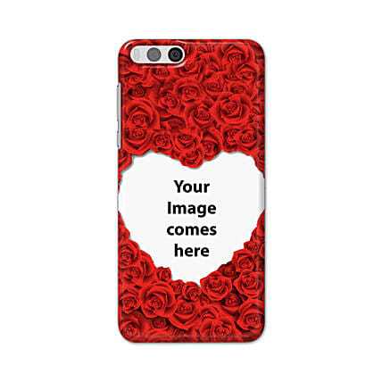 Xiaomi Redmi 6 Customised Hearty Mobile Case: Personalised Redmi Mobile Covers