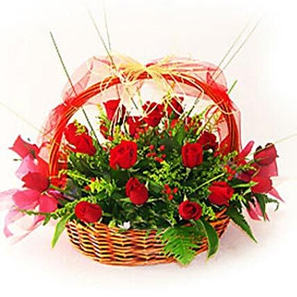 A Basket of Love: Send Mothers Day Flowers to Malaysia