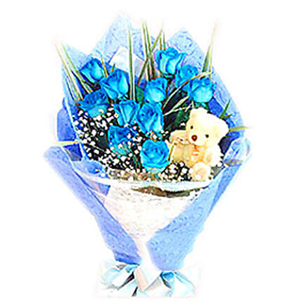 Blue Heavenly Surprise: Gift Combos to Malaysia