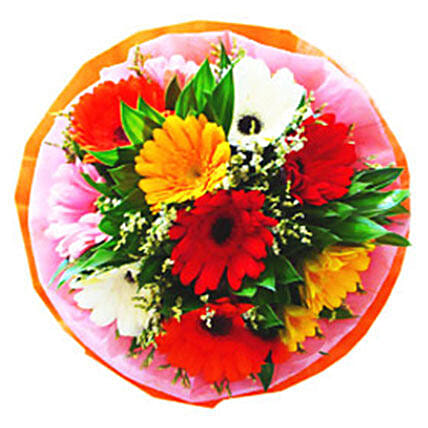 Mixed Emotions: Send Flower Bouquet to Malaysia
