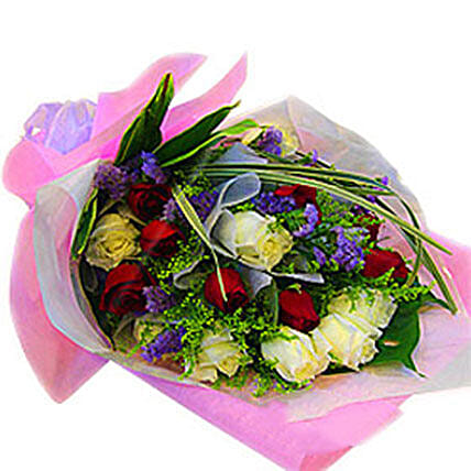 Sensational Charm: Valentines Day Roses Delivery in Malaysia