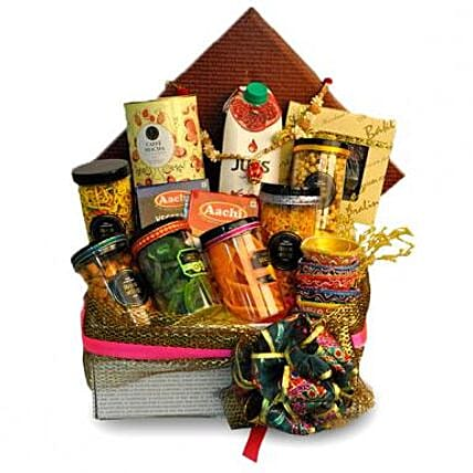 Healthy Vegan Diwali Hamper: Send Diwali Gifts to Malaysia