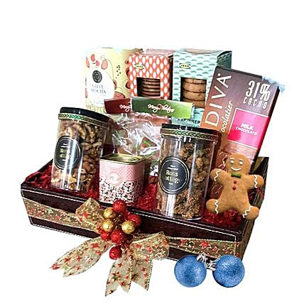 Xmas Gift Tray: Christmas Gifts Delivery In Malaysia