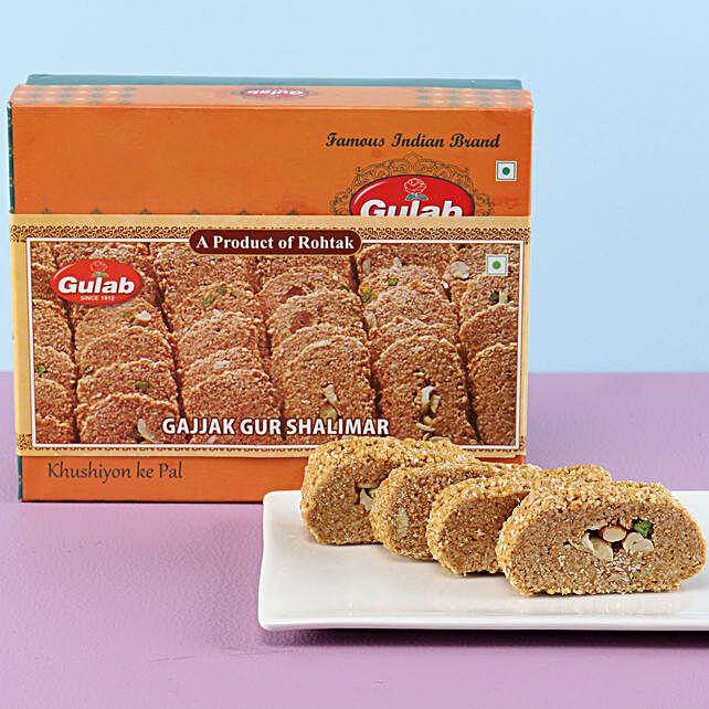 Gur Shalimar Gajak Box: Send Sweets to Malaysia