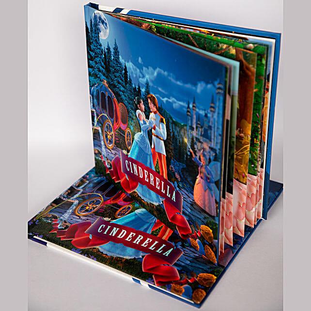 Personalised Cinderella eBook: Send Birthday Gifts to Malaysia